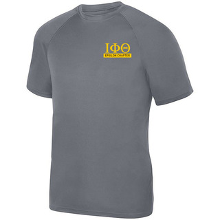 Iota Phi Theta- $15 World Famous Dry Fit Wicking Tee