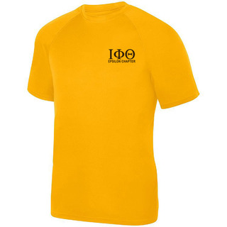 Iota Phi Theta- $17.95 World Famous Dry Fit Wicking Tee
