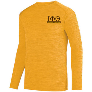 Iota Phi Theta- $20 World Famous Dry Fit Tonal Long Sleeve Tee