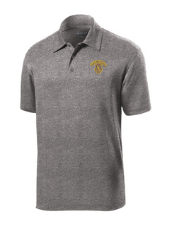 DISCOUNT-Iota Phi Theta- World Famous Greek Crest - Shield Contender Polo