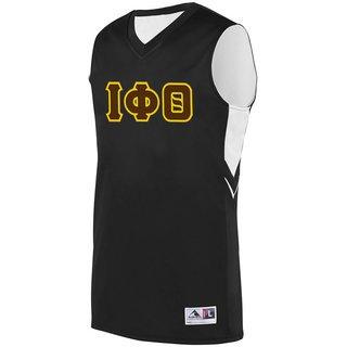 DISCOUNT-Iota Phi Theta Alley-Oop Basketball Jersey