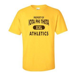 Iota Phi Theta Athletic Tee