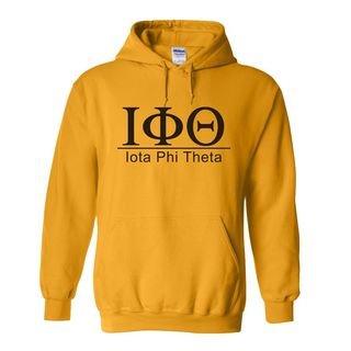 Iota Phi Theta bar Hoodie