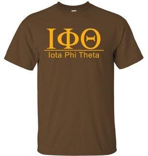Iota Phi Theta Bar Tee