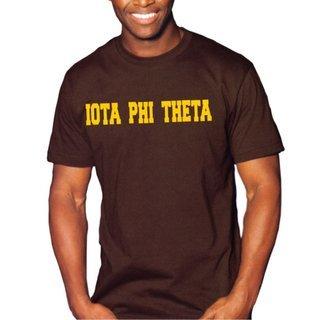 Iota Phi Theta College Tee