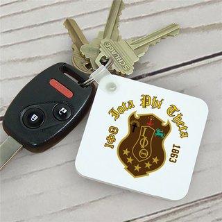 Iota Phi Theta Color Keychains