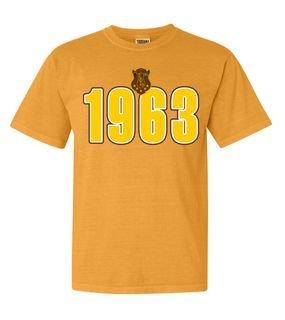 Iota Phi Theta Comfort Colors Heavyweight Established T-Shirt