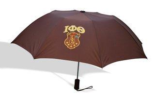 Iota Phi Theta Crest - Shield Umbrella