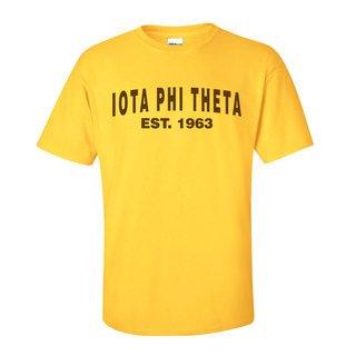 Iota Phi Theta Est Tee