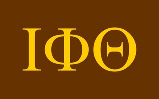 Iota Phi Theta Flag Decal Sticker