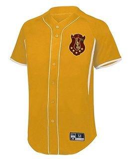 Iota Phi Theta Game 7 Full-Button Baseball Jersey