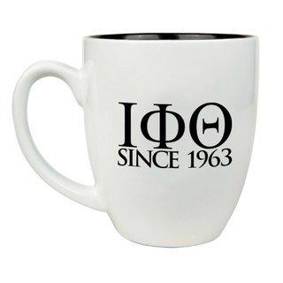 Iota Phi Theta Greek Bistro Mug