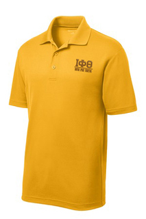 $30 World Famous Iota Phi Theta Greek Contender Polo