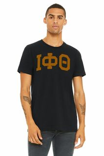 Iota Phi Theta Greek Lettered Arch T-Shirt