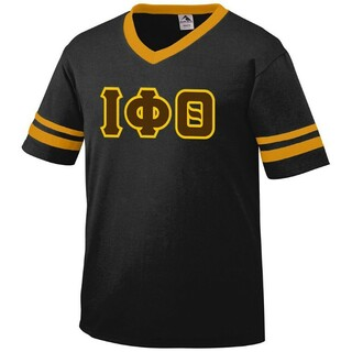 DISCOUNT-Iota Phi Theta Jersey With Custom Sleeves