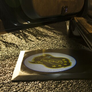 Iota Phi Theta LED Car Door Light Set