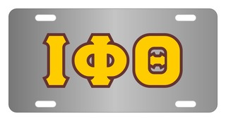 Iota Phi Theta Lettered License Cover