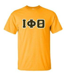 Iota Phi Theta Lettered T-Shirt