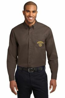 DISCOUNT-Iota Phi Theta Long Sleeve Oxford