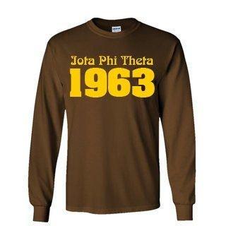 Iota Phi Theta Long Sleeve Tee