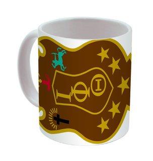 Iota Phi Theta Mega Crest - Shield Coffee Mug