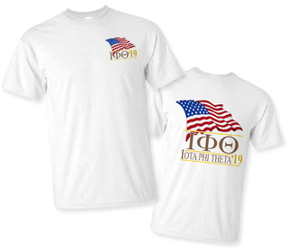 Iota Phi Theta Patriot Limited Edition Tee- $15!