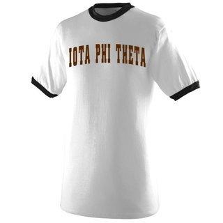 Iota Phi Theta Ringer T-shirt