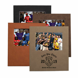 Iota Phi Theta Saddle Photo Frame