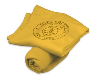 Iota Phi Theta Sweatshirt Blanket