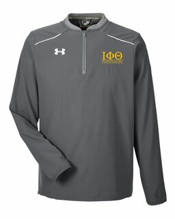 Iota Phi Theta Under Armour�  Men's Triumph Cage Quarter-Zip Pullover