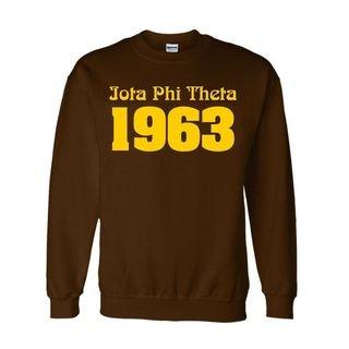 Iota Phi Theta Year Crewneck Sweatshirt