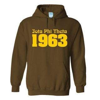 Iota Phi Theta Year Hooded Sweatshirt