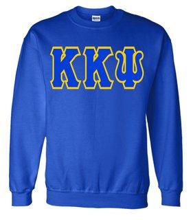 Jumbo Twill Kappa Kappa Psi Crewneck Sweatshirt