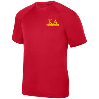 Kappa Alpha- $15 World Famous Dry Fit Wicking Tee
