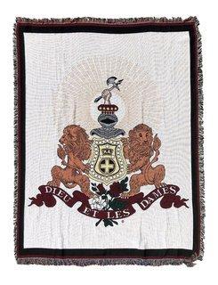 Kappa Alpha Afghan Blanket Throw