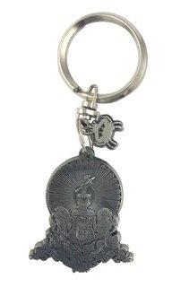 Kappa Alpha Alloy Keychains