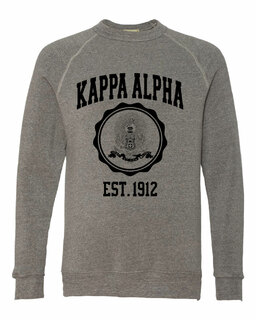 Kappa Alpha Alternative - Eco-Fleece� Champ Crewneck Sweatshirt