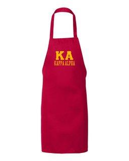 Kappa Alpha Large Apron
