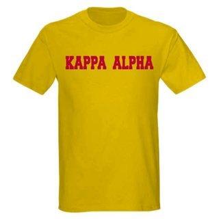 Kappa Alpha college tee
