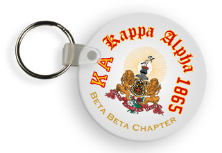 Kappa Alpha Color Keychains