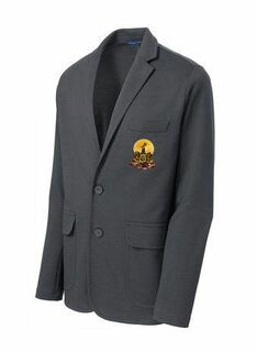 DISCOUNT-Kappa Alpha Crest - Shield Blazer