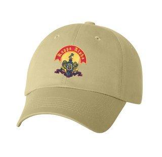 Kappa Alpha Crest Hat