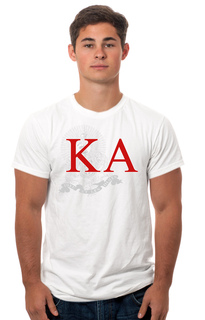Kappa Alpha Crest - Shield Tee