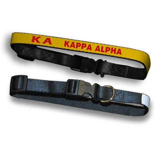 Kappa Alpha Dog Collar