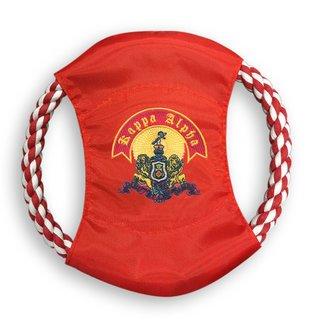 Kappa Alpha Dog Rope Flyer