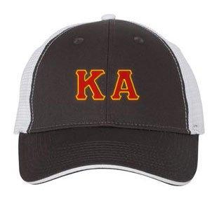 Kappa Alpha Double Greek Trucker Cap