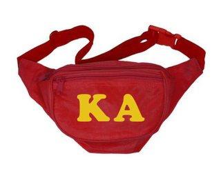Kappa Alpha Fanny Pack