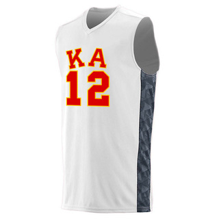 Kappa Alpha Fast Break Game Basketball Jersey