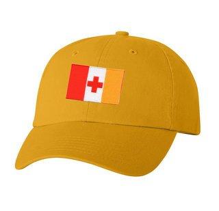 CLOSEOUT - Kappa Alpha Flag Patch Baseball Hat