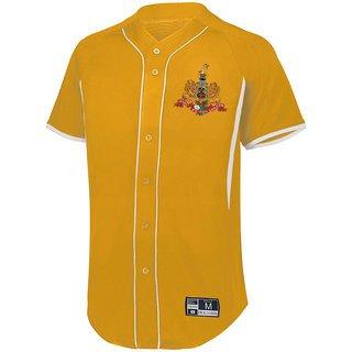Kappa Alpha Game 7 Full-Button Baseball Jersey